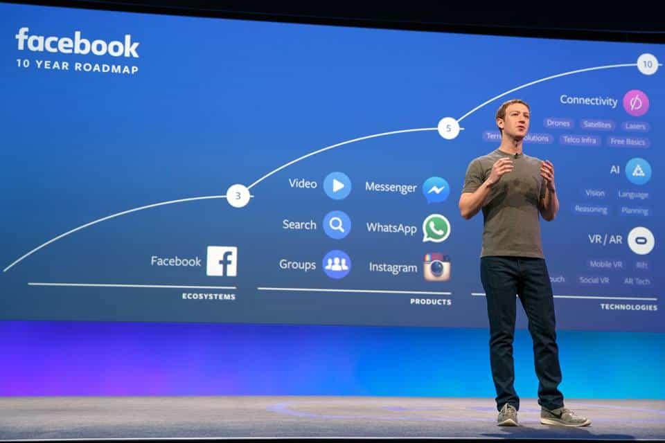 Chú ý facebook 2017